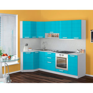 Кухня Престиж угловой 1200х1785