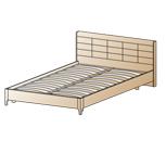 Кровать  КР-2074 (1,8х2,0)