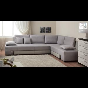 Угловой диван Премьер с ящиком БНП