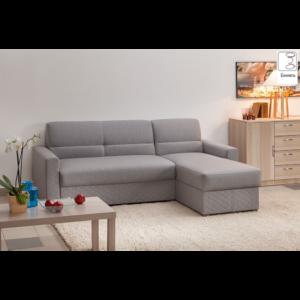 Угловой диван Виктория 2-1 с ящиком 1400