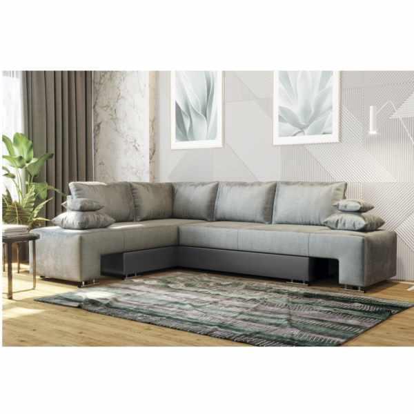 Угловой диван Премьер с ящиком Блок Боннель
