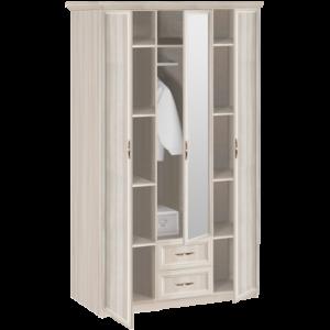 7.19 Шкаф 3-х дверный с зеркалом 1320х2420х572