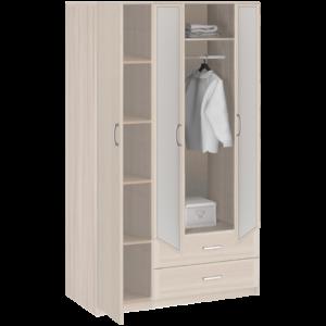 8.031 Шкаф для одежды 1255х2380х540