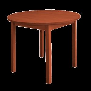 Стол раздвижной круглая крышка 1200x735