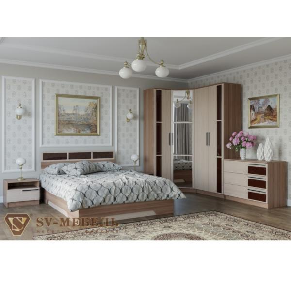 Спальня Эдем-2 Дуб венге