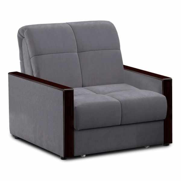 Кресло-кровать Аккордеон с декором 800