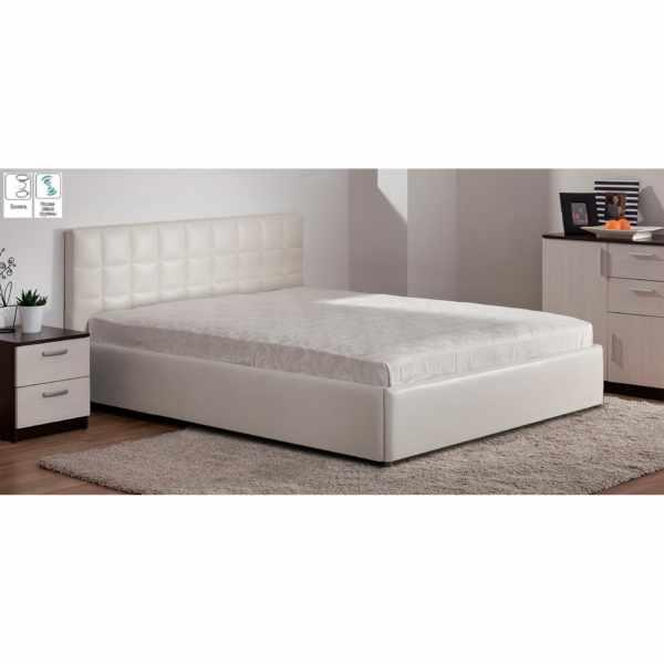 Кровать с подъёмным механизмом Люкс Классика